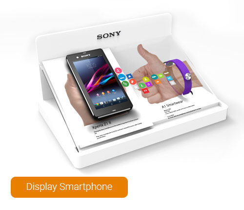 Display Smartphone